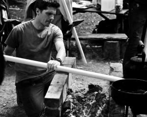 Tim Wright didgeridoo